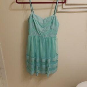 Mint green Do & Be dress